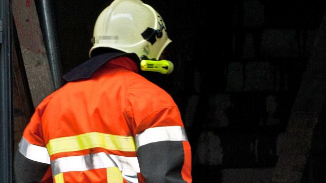 Violent incendie à Flémalle: trois maisons touchées