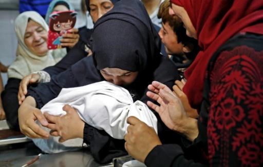 Bébé mort à Gaza: selon Israël, le Hamas a payé sa famille pour accuser l'armée