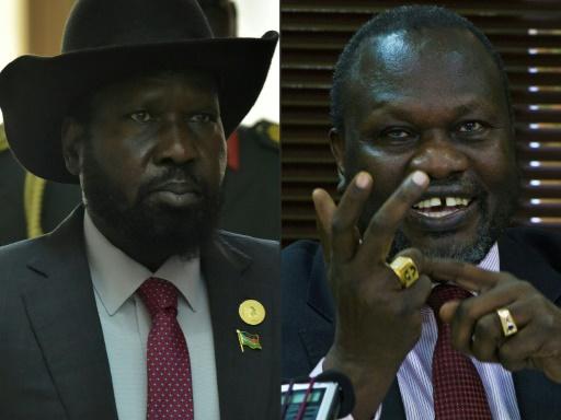 Nouvelle rencontre des deux ennemis sud-soudanais lundi