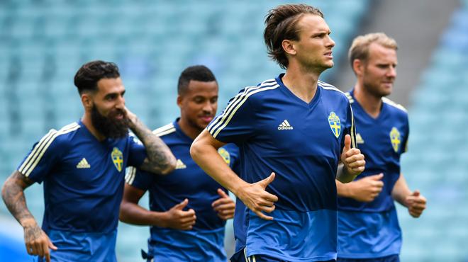 Coupe du Monde : l'Allemagne arrache la victoire face à la Suède (vidéo)