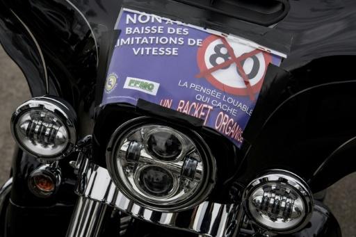 Routes à 80 km/h: baroud d'honneur des opposants avant l'entrée en vigueur