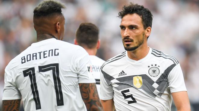 Coupe du monde 2018: le programme des matchs du samedi 23 juin