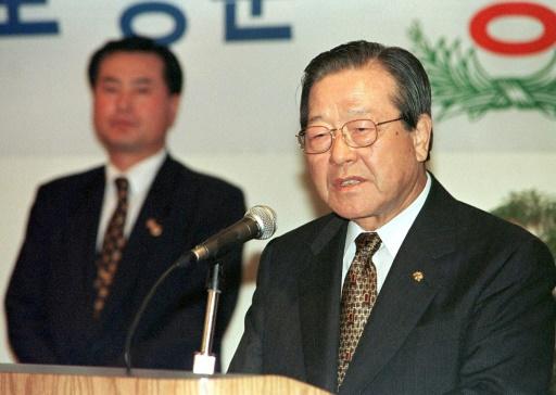 Corée du sud: décès du fondateur de la KCIA et ancien Premier ministre Kim Jong-pil