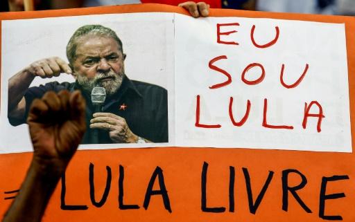 Brésil: annulation de l'examen d'un recours pour libérer Lula