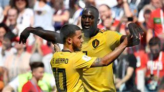 La Belgique fait exploser la Tunisie et se qualifie, sauf catastrophe, pour les huitièmes 3