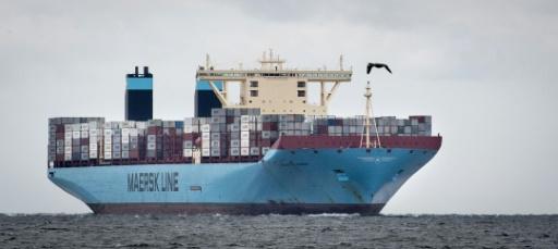 Un porte-conteneurs Maersk sauve 113 migrants dans le sud de l'Italie