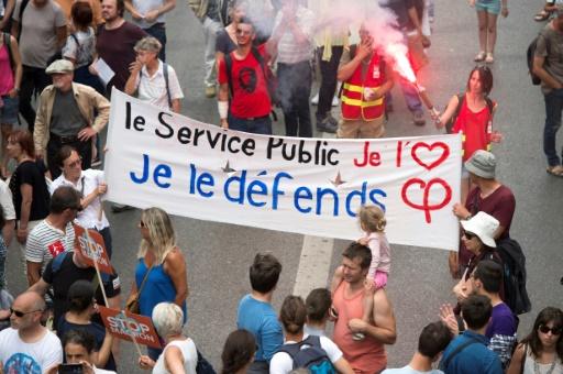Les Français très attachés aux services publics, selon un collectif
