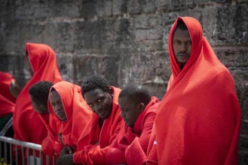 Espagne: 569 migrants secourus en mer samedi lors de trois opérations