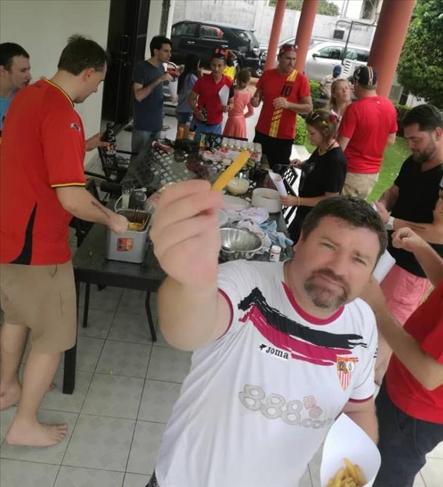 Angleterre-Belgique, un tirage au sort — CdM