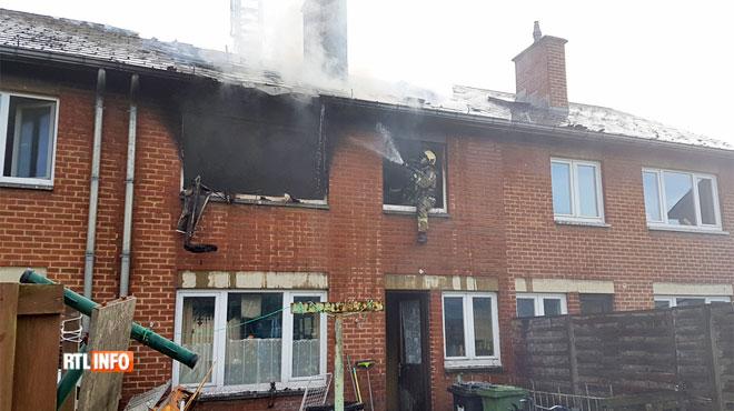 Un couple et ses deux enfants victimes d'un quatrième incendie en une semaine à Pont-à-Celles