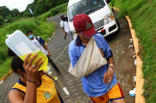 Nicaragua: 5 morts dont un enfant dans des attaques des forces de l'ordre, selon une ONG
