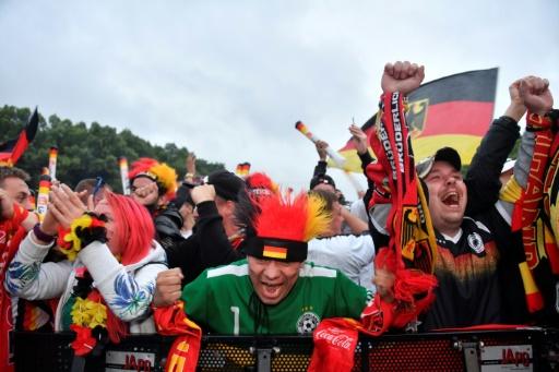 Mondial 2018: joie et soulagement en Allemagne après la victoire in extremis