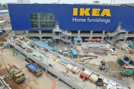 Ikea fait le grand saut en Inde