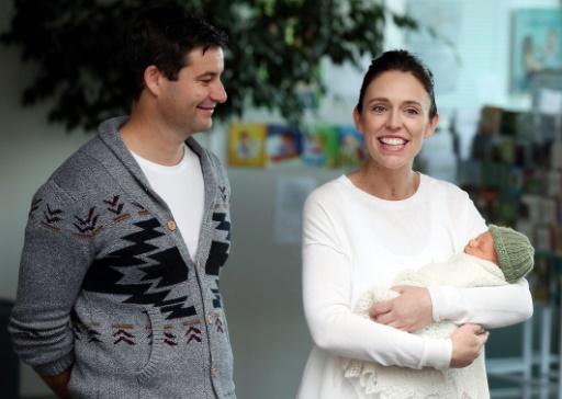 La Première ministre néo-zélandaise a quitté la maternité