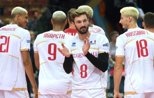 Volley: la France avec le Brésil et la Serbie à Lille en Ligue des nations
