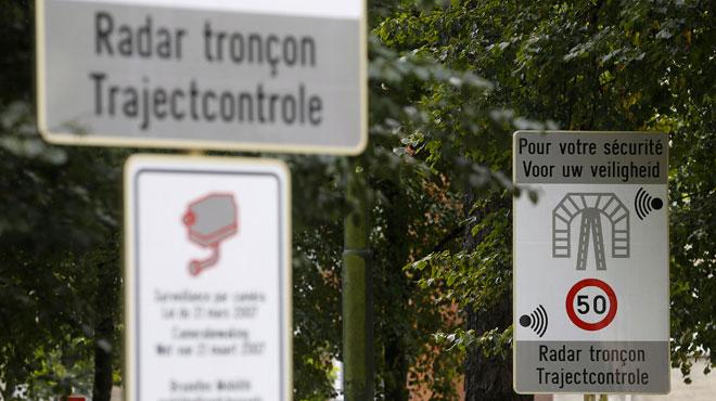 11 nouveaux radars vont être installés sur les routes wallonnes mais