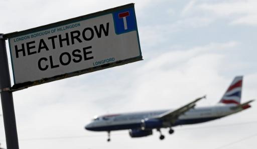 Aval attendu des députés britanniques à l'extension controversée d'Heathrow