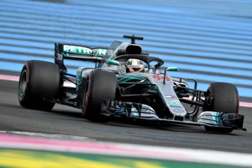 F1: 2,2 millions de téléspectateurs pour le retour du GP de France