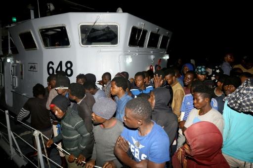 Libye: près de 1.000 migrants secourus en Méditerranée en 24 heures