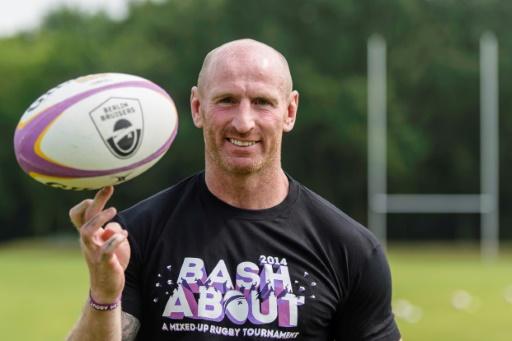 Une star du rugby s'allie à un député pour bannir l'homophobie du football anglais