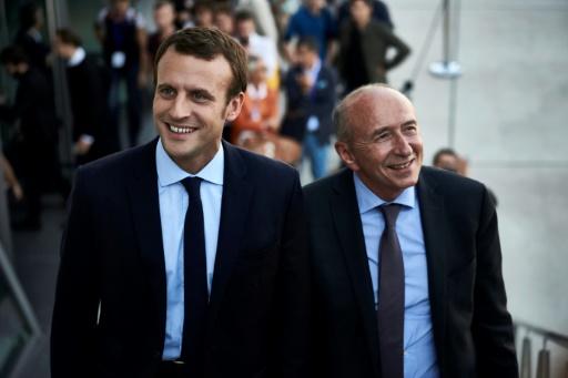 Enquête sur le rôle des collectivités lyonnaises lors de la campagne de Macron