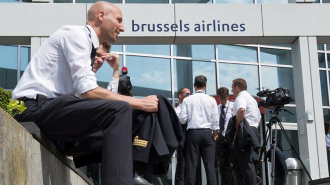 Conflit social à Brussels Airlines: les pilotes ont rejeté la dernière proposition...