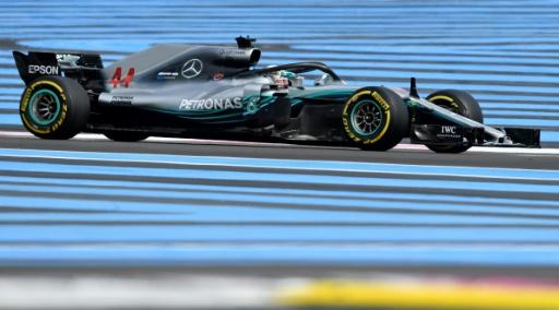 GP de France: un retour populaire mais terni par les embouteillages