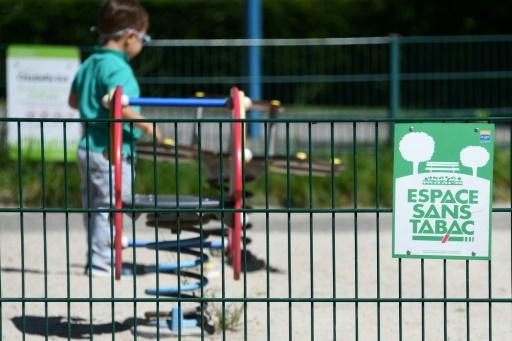 Interdiction de fumer dans les parcs dès le 1er juillet — Strasbourg