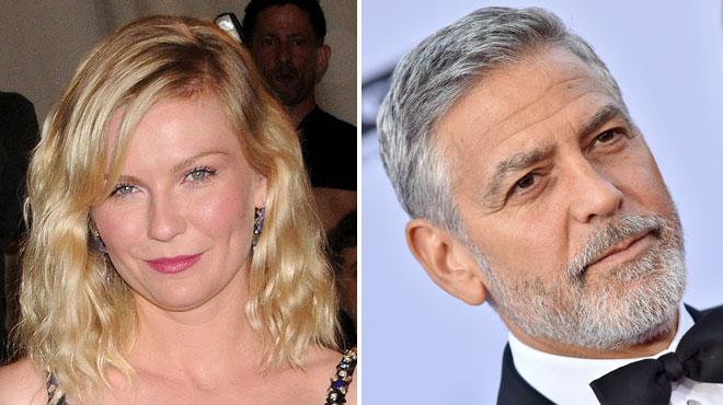 YouTube prépare une série comique avec Kirsten Dunst et George Clooney
