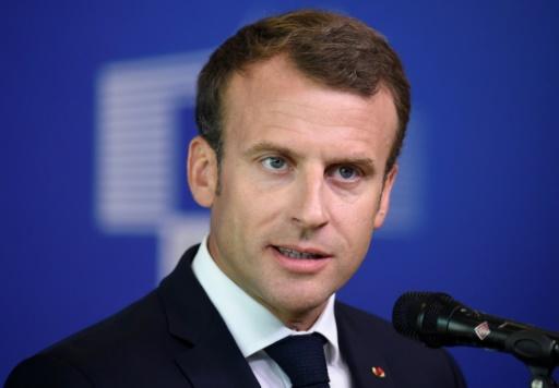 Popularité en berne pour Macron (-5) et Philippe (-8)