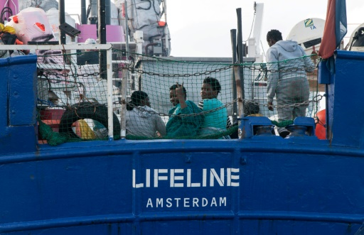 Migrants-Lifeline: possible