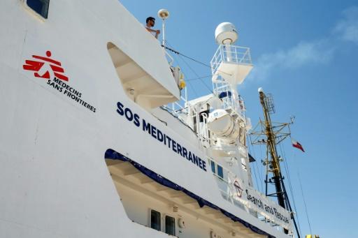 L'Aquarius va faire une escale technique à Marseille, après un refus de Malte