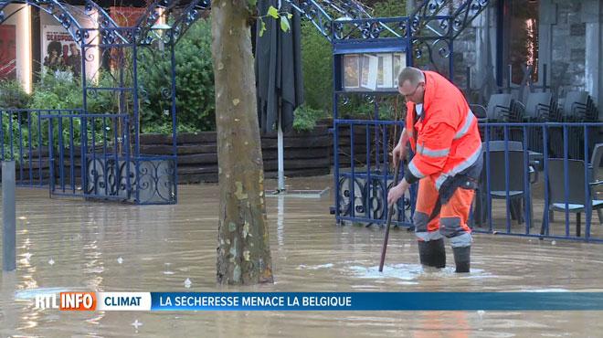 Des orages à répétition à la sécheresse: comment en est-on arrivé là en Belgique?