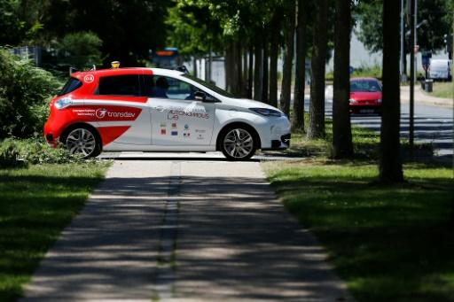Des véhicules autonomes à la demande expérimentés à Rouen,