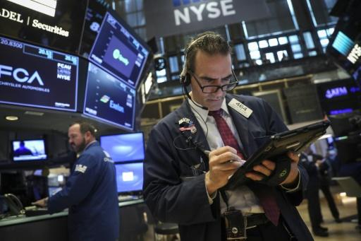 Wall Street, aidée par General Electric, rebondit à l'ouverture