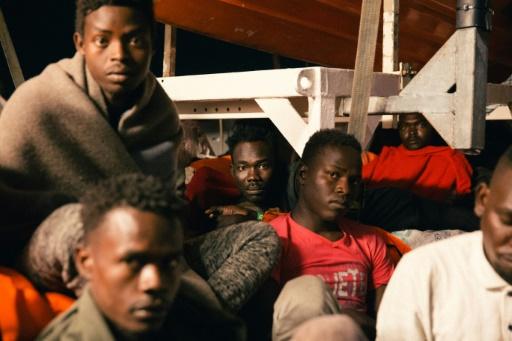 La France va accueillir une partie des migrants du Lifeline