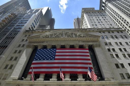 Aidée par GE et l'énergie, Wall Street rebondit