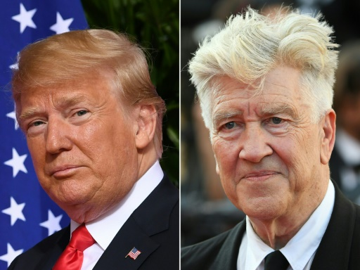 David Lynch rétropédale sur Trump: