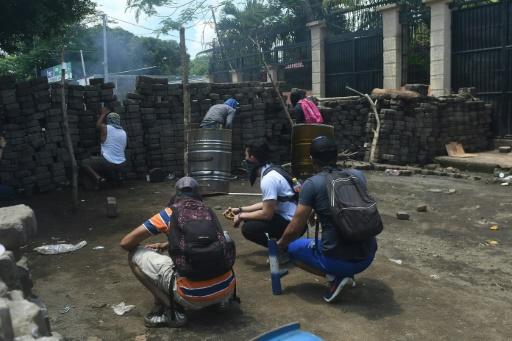 Nicaragua: le pouvoir accuse l'opposition de vouloir rompre l'ordre constitutionnel