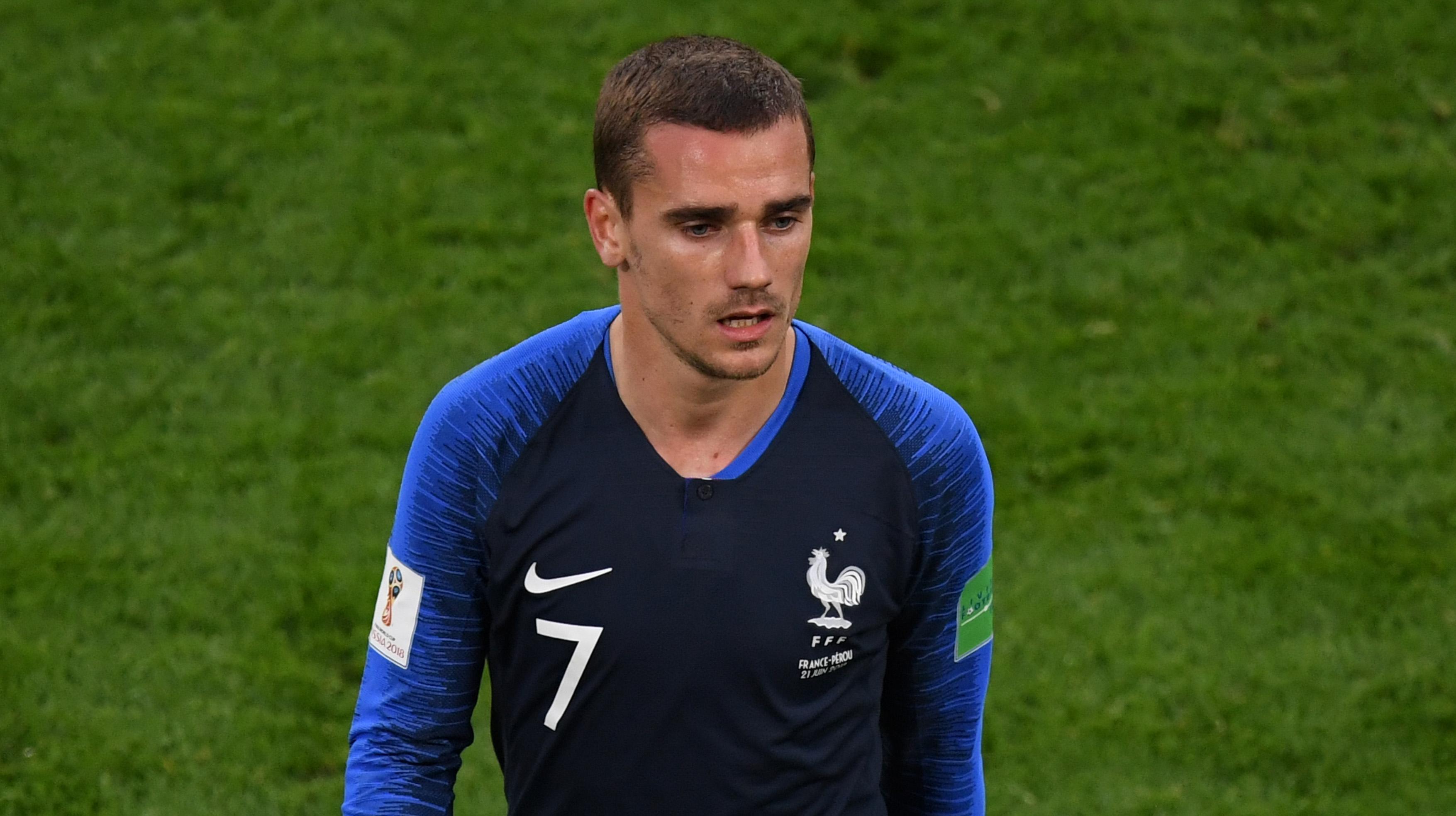 Mondial 2018 griezmann qu 39 est ce qui ne va pas rtl sport - Qu est ce qui coupe l appetit ...