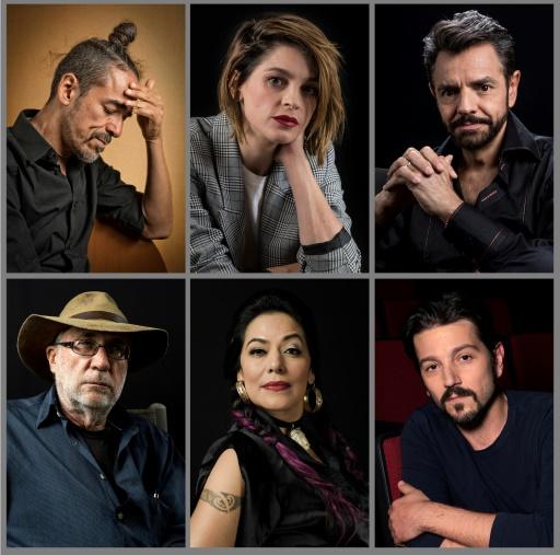 Elections au Mexique: paroles d'acteurs et de musiciens