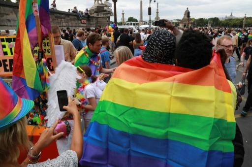 Homophobie: plus de 50% des LGBT disent avoir victimes d'agressions