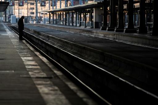SNCF: le taux de grévistes passe sous les 9%