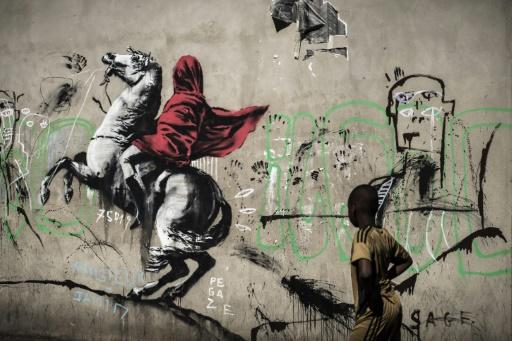 Street art: Banksy revendique des oeuvres réalisées à Paris