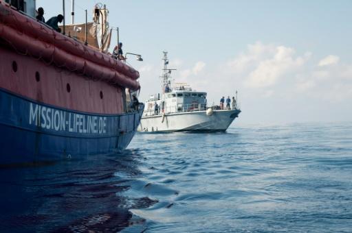 Migrants: le Lifeline attendu mercredi soir à Malte selon le Premier ministre
