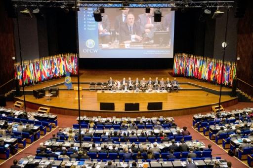 Armes chimiques: les États-membres votent pour le renforcement de l'OIAC