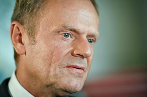 Tusk appelle l'UE à se préparer