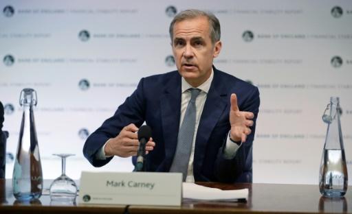 Brexit: la BoE estime que l'UE manque de préparation sur les services financiers