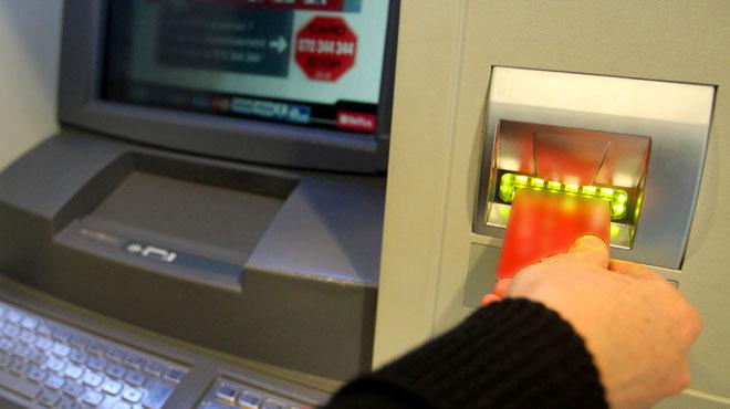 Des malfrats utilisent des explosifs pour braquer un guichet Bancontact à Mons