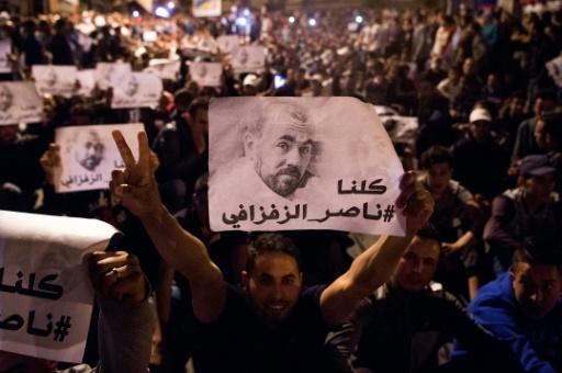 Indignation au Maroc après la condamnation des meneurs du